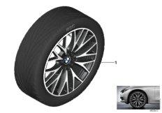 BMW LM Rad Kreuzspeiche 404 - 20''