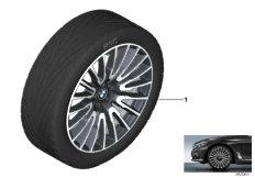 BMW LM Rad Vielspeiche 629 - 21