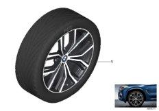 BMW LM Rad M Perf. Y-Speiche 701M - 21