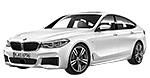 BMW 6er G32 GT Gran Turismo