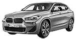 BMW X2 F39 SAC