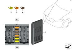 Body Domain Controller BDC