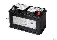 Original BMW Batterie