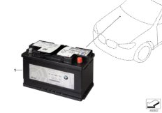 Zusatzbatterie