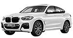 BMW X4 G02 SAC