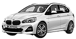 BMW 2er F45 Active Tourer LCI Active Tourer