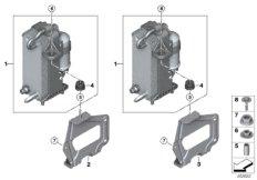 Kondensator Klimaanlage