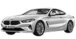 BMW 8er G15 Coupé