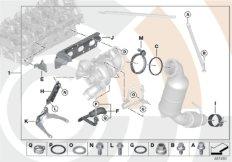 Turbolader und Anbausatz