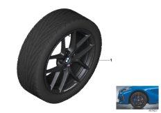 BMW LM Rad M Perf. Y-Speiche 554M - 18