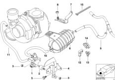 Unterdrucksteuerung-Turbolader