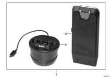 Wireless Charging Station Universal