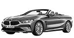 BMW 8er G14 Cabrio