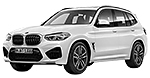 BMW X3 M F97 SAV