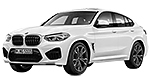 BMW X4 M F98 SAC