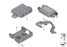 Einzelteile Telefonie Wireless Charging