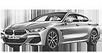 BMW 8er G16 Gran Coupé Gran Coupé