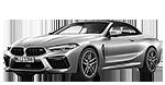 BMW 8er F91 M8 Cabrio
