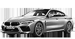 BMW 8er F93 M8 Gran Coupé