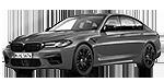 BMW 5er F90 M5 LCI Limousine