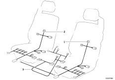 Kabelsatz Sitz