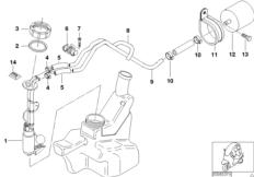 Kraftstoffpumpe / Kraftstofffilter