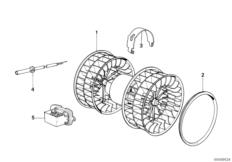 Elektrikteile Klimagerät