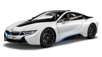 BMW i8 Kompletträder
