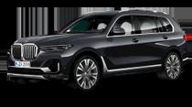 BMW X7 Kompletträder