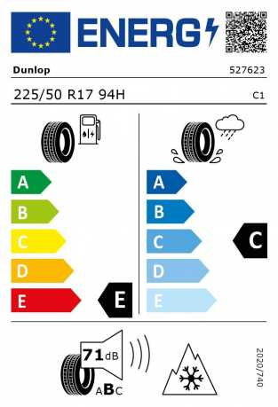 BMW Reifen nlop SP Winter Sport 4D RSC 225 50 R17 94H