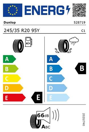 BMW Reifen nlop SP Sport Maxx GT RSC 245 35 R20 95Y XL