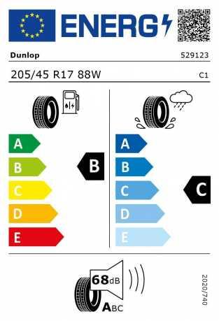 BMW Reifen nlop SP Sport Maxx RT 205 45 R17 88W