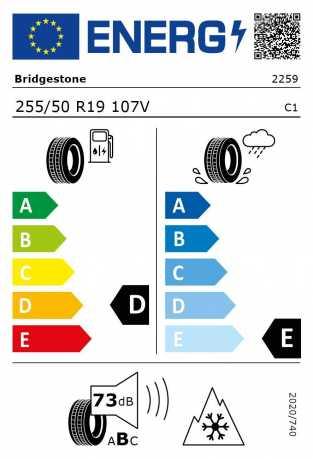 BMW Reifen Bridgestone Blizzak LM-25 4x4 RFT