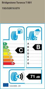 BMW Reifen ranza T001 195 55 R16 87V