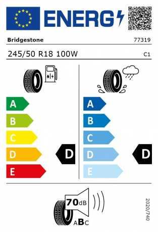 BMW Reifen Bridgestone Turanza ER 42 RFT