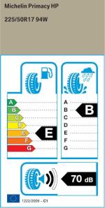 BMW Reifen imacy HP  225 50 R17 94W