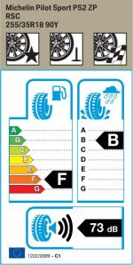BMW Reifen Michelin Pilot Sport PS2 ZP