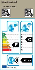 BMW Reifen Alpin A4 175 65 R15 84H