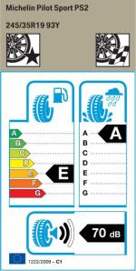 BMW Reifen Michelin Pilot Sport PS2