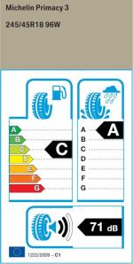 BMW Reifen imacy 3  245 45 R18 96W