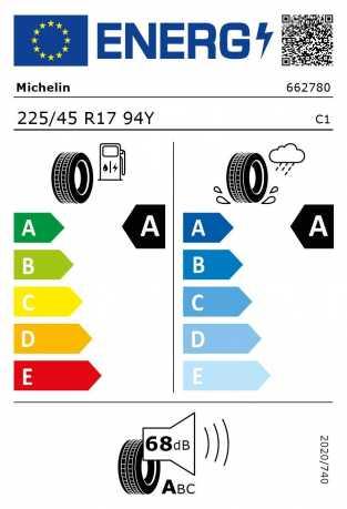 BMW Reifen chelin Primacy 4 225 45 R17 94Y