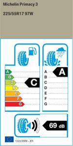 BMW Reifen imacy 3  225 55 R17 97W
