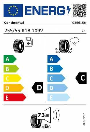 BMW Reifen Continental SportContact 5 SUV SSR