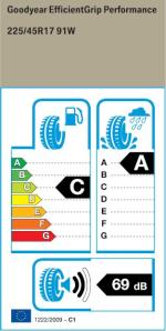 BMW Reifen ficientgrip Performance 225 45 R17 91W
