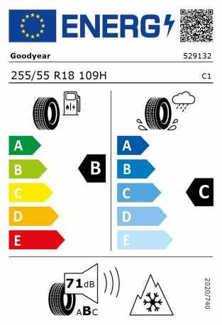 BMW Reifen Ultra Grip 255 55 R18 109H