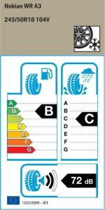 BMW Reifen 45 50 R18 104V