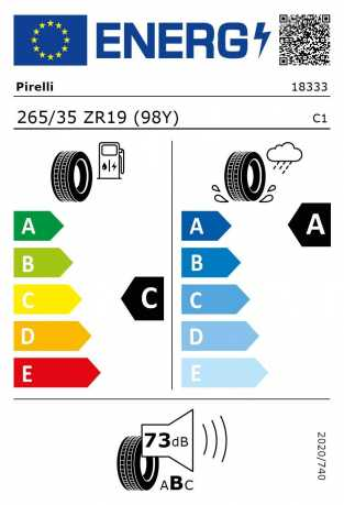 BMW Reifen Pirelli P Zero