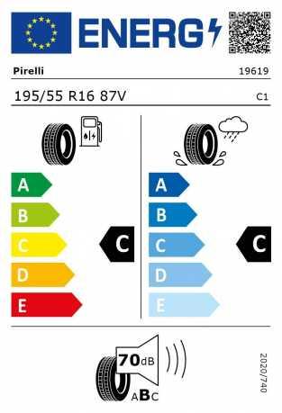 BMW Reifen Pirelli Cinturato P1 r-f