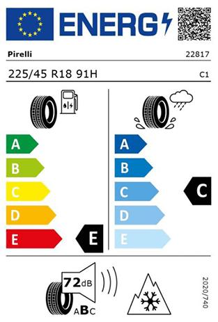 BMW Reifen Pirelli W 210 Sottozero II