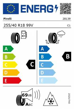 BMW Reifen relli Winter Sottozero 3 r f 255 40 R18 99V ...